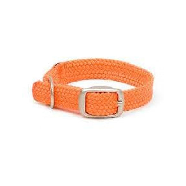 Double Braid Collar, Color Orange, 14""