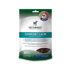 Comfort Calm Soft Chews, 30 counts