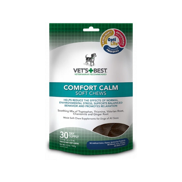 Comfort Calm Soft Chews : 30 counts