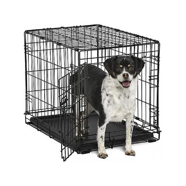 "24"" Contour Dog Crate Size : Small Model : 824"