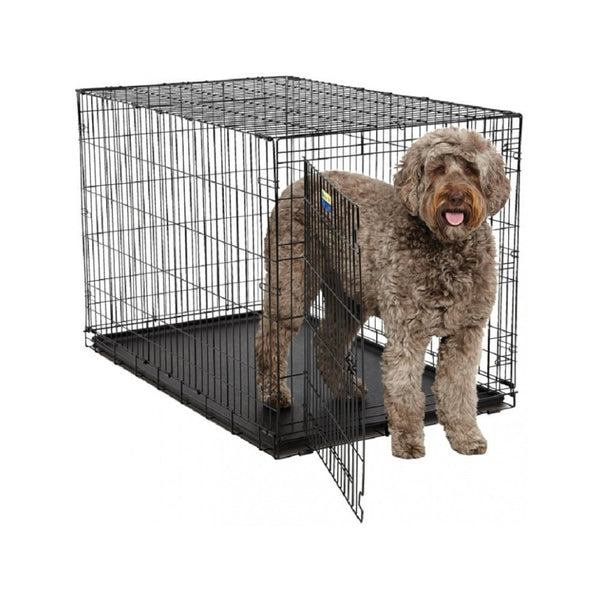 "36"" Contour Dog Crate, Intermediate Model: 836"