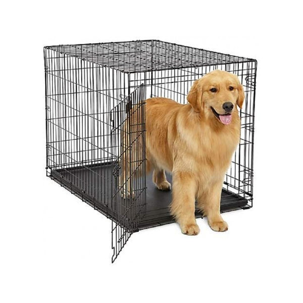 "48"" Contour Dog Crate Size : X-Large Model 848"