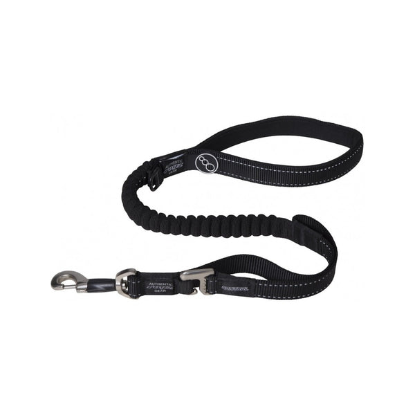 Control Lead, Color: Black, Short XL, Length: 0.8m/2.7ft