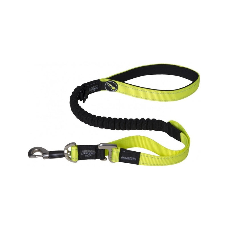 Control Lead:  Medium, Color DayGlow Yellow, 1.4m/4.7ft