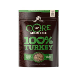 Core 100% F-Dried Turkey Treats, 2oz