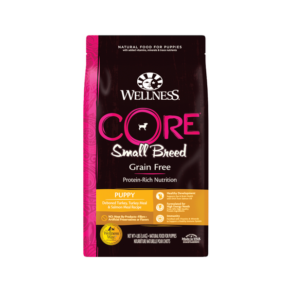 Core Small Breed Puppy Recipe Dog Dry Food, 12lb