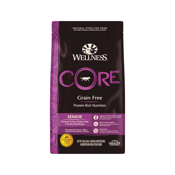 Core - Senior Recipe, 22lb