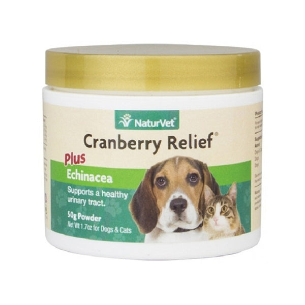 Cranberry Relief w/ Echinacea Powder Weight : 50g