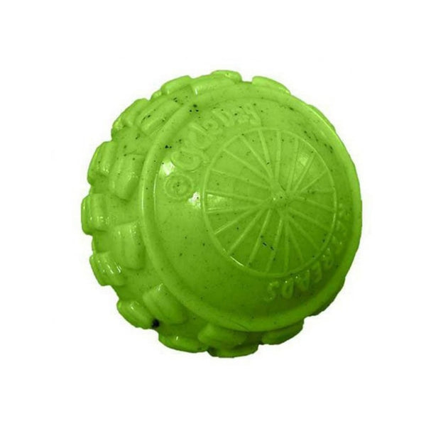 High Roller Squeak Ball, Color Green, Medium