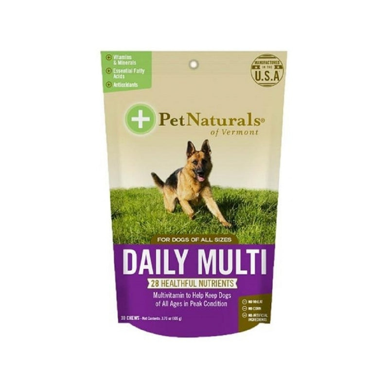 Daily Multi for Dogs Chew, 30ct