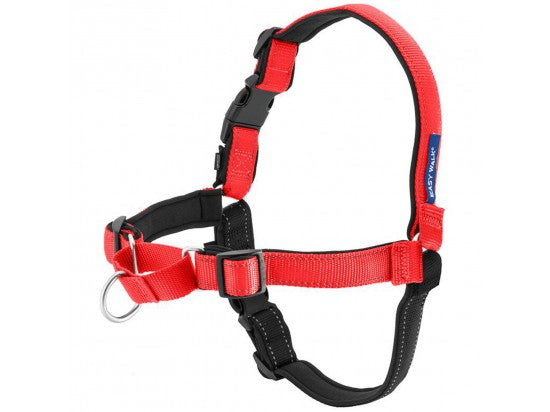 Deluxe Easy Walk Harness, Color Rose, Medium/Large