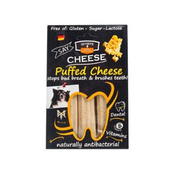 Puffed Sticks Cheese & Rice for Dogs x 3pcs