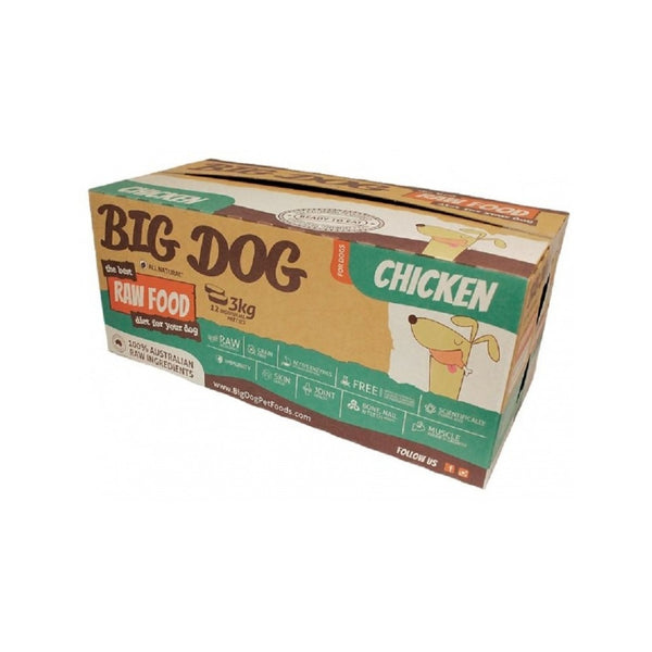 Standard Range for Dogs - Chicken Raw Frozen, 12x250g