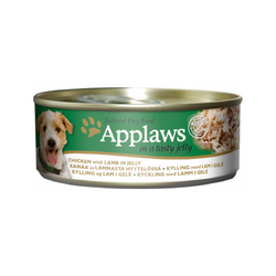 Chicken & Lamb in Jelly for Dog Weight : 156g