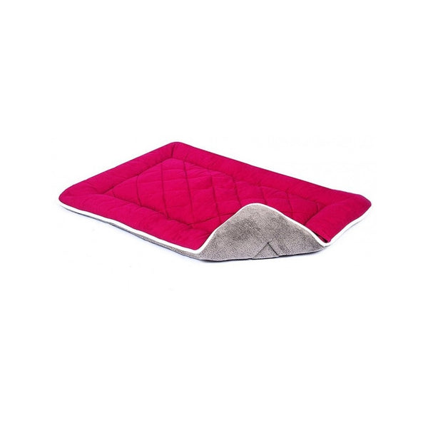 Crate Pad, Color Berry Red, Small