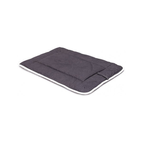 Crate Pad, Color Pebble Grey, XLarge