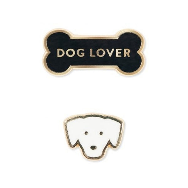 Dogs Lover Enamel Pin