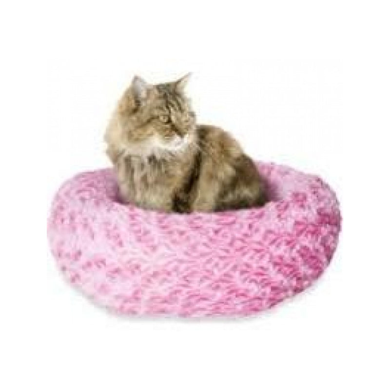 Donut Cat Beds, Color: Pink