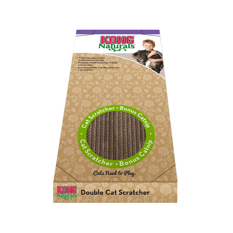Double Cat Scratcher 1x