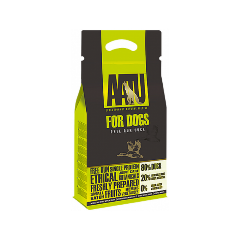 Free Run Duck for Dogs, 1.5kg