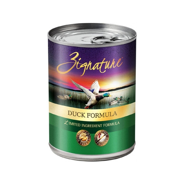 Duck LID Canned  Formula Weight : 13oz