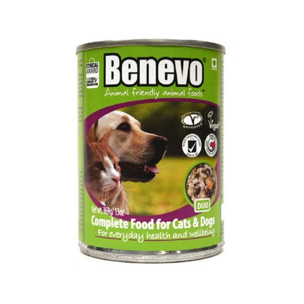 Duo Vegan Canned for Cat & Dog, 13oz