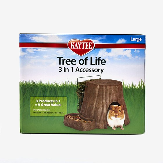 Kaytee Tree of Life 3-in-1 Accessory - Large