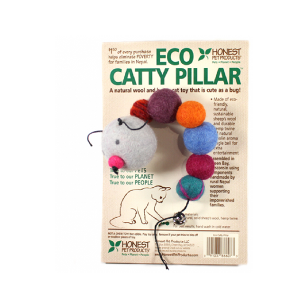 Eco Catty Pillar