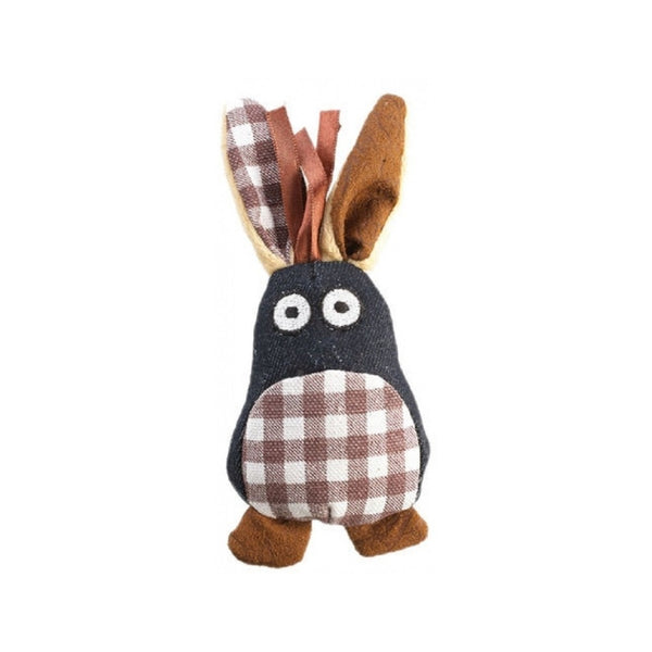 Elroy Bunny Cat Toy with Catnip