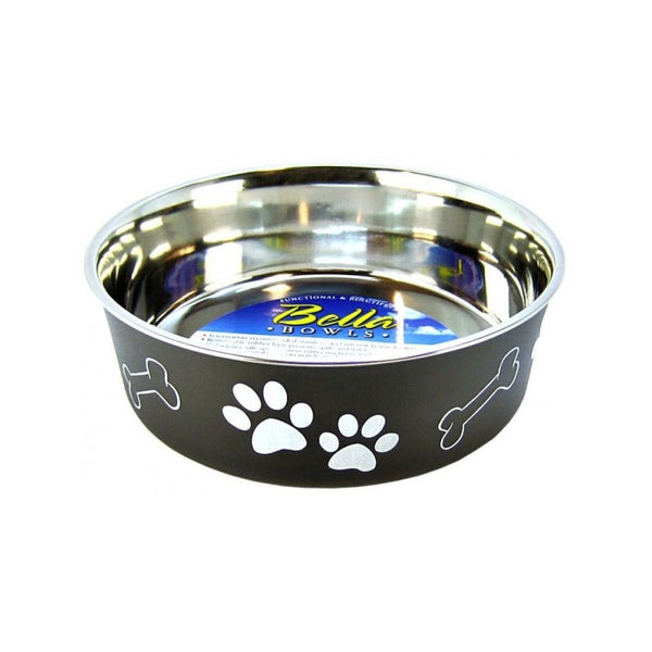 Bella Bowls Size : Large, Colour : Expresso