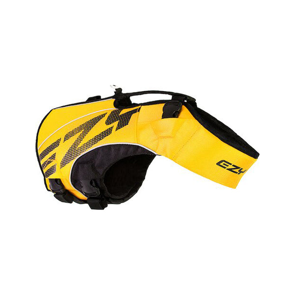 DFD x2 Boost Dog Life Vest Yellow, XLarge