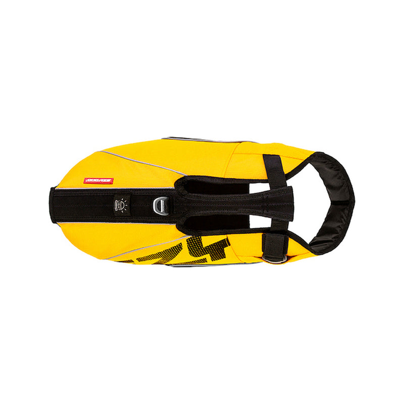 DFD x2 Boost Dog Life Vest Yellow, Large