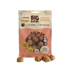 Freeze Dried Salmon Big Bites, 490g