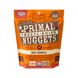 Freeze Dried Beef Nuggets, 5.5oz