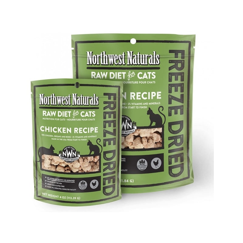 Feline Freeze Dried Chicken Nibbles, 11oz