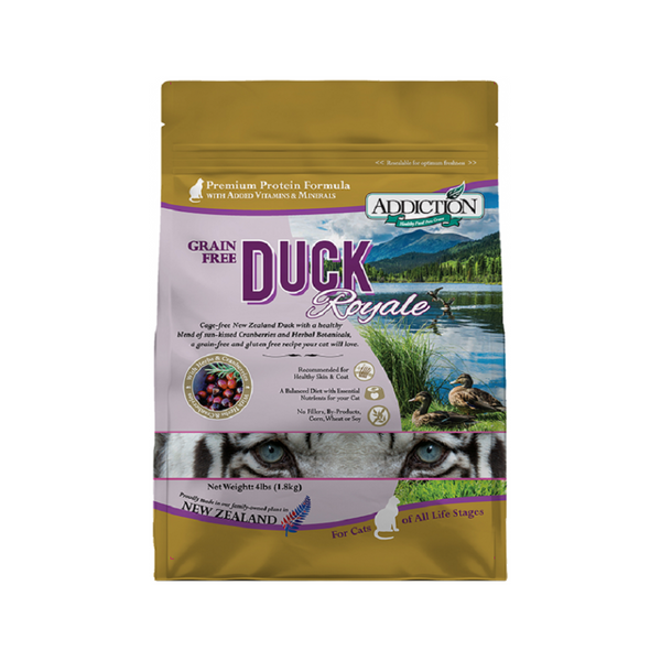 Feline Duck Royale, 4lb