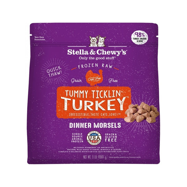 Feline Frozen Turkey, 3lb