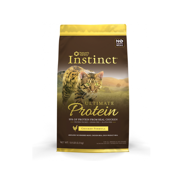 Feline Instinct Ultimate Protein - Chicken, 4lb