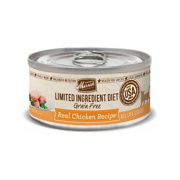 Feline L.I.D Grain Free Chicken, 5oz