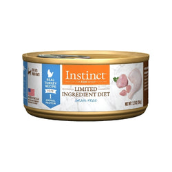 Feline L.I.D Turkey Canned Weight : 3oz