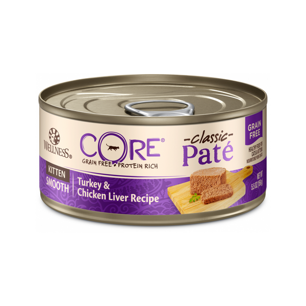 Feline Core Pate Kitten Turkey & Chicken, 5.5oz
