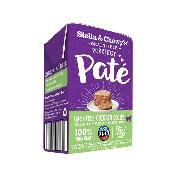 Feline Pate Chicken Stew, 5.5oz