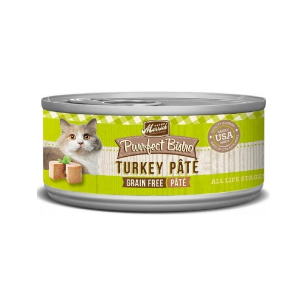 Feline Turkey Pate, 5.5oz