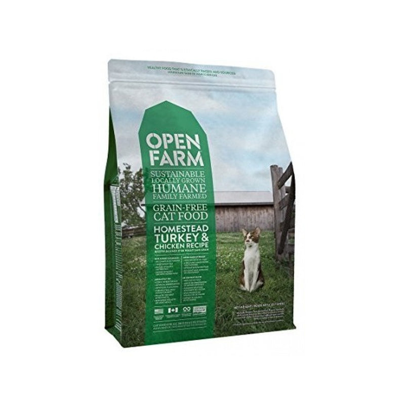 Feline Organic Turkey & Chicken Recipe, 4lb