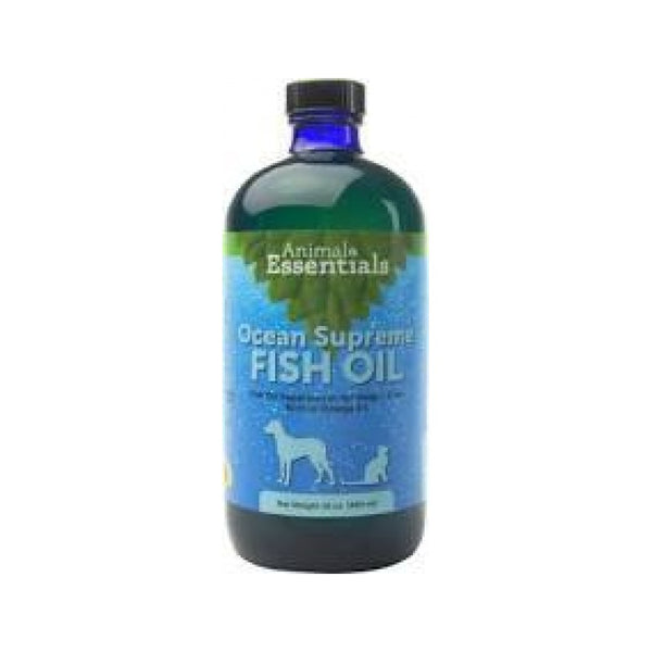 Ocean Supreme Fish Oil Weight :  4oz