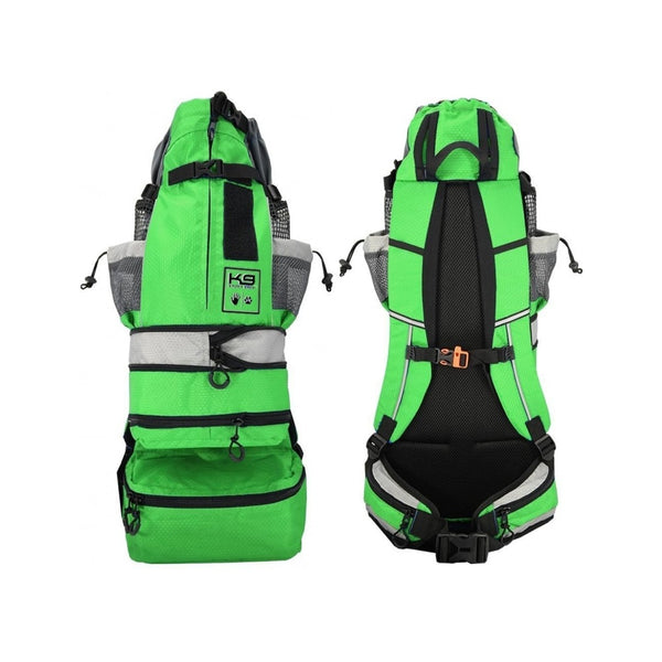 K9 Sport Sack Flex, Color Green, Medium - XLarge