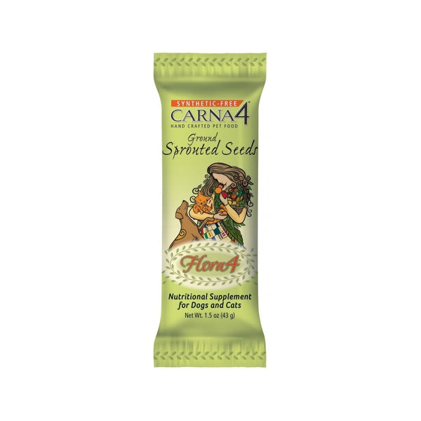 Topper Flora4 Sprouted Seed, 1.5oz