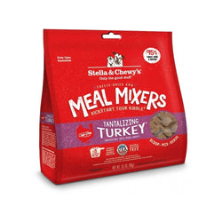 Freeze Dried Raw Meal Mixer Turkey, 18oz