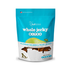 Whole Jerky Alaskan Salmon & Pear Jerky, 5oz