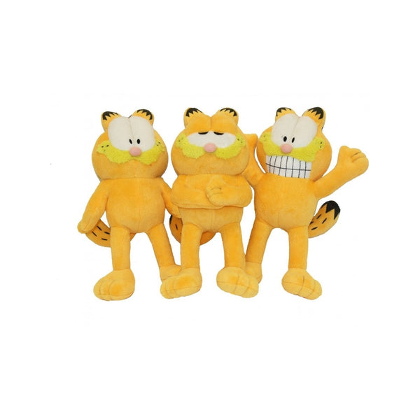 Garfield Plush Dog Toy Size : 10""